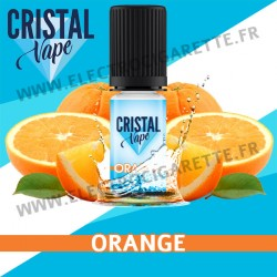 Orange - Cristal Vapes - 10ml