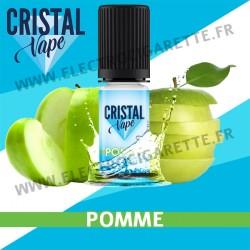 Pomme - Cristal Vapes - 10ml