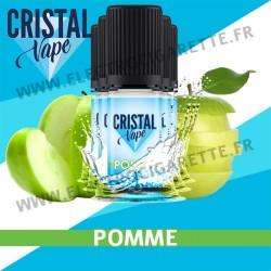 Pack de 5 x Pomme - Cristal Vapes - 10ml