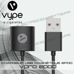 Chargeur USB magnétique pour ePod Vype