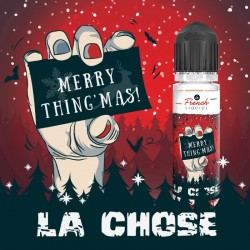 La Chose de Noël - Le French Liquide - 50/50 - ZHC 50 ml