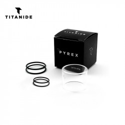 Tube Pyrex Leto RTA 24 Titanide de 2ml