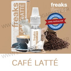 Café Latté - Flavor Freaks - 10 ml