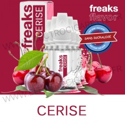 Pack de 5 x Cerise - Flavor Freaks - 10 ml