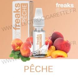 Pêche - Flavor Freaks - 10 ml
