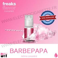 BarbePapa - Freaks - 30 ml - Arôme concentré DiY