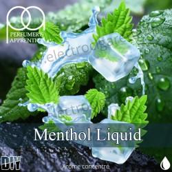 Menthol Liquid - Arôme Concentré - Perfumer's Apprentice - DiY