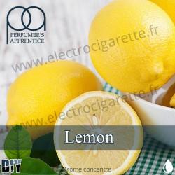 Lemon - Arôme Concentré - Perfumer's Apprentice - DiY