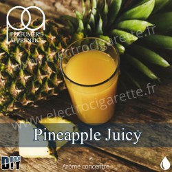 Pineapple Juicy - Arôme Concentré - Perfumer's Apprentice - DiY