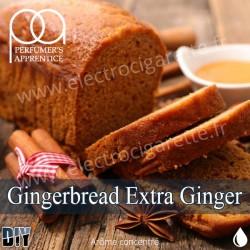 Gingerbread Extra Ginger - Arôme Concentré - Perfumer's Apprentice - DiY