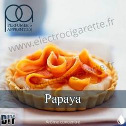 Papaya - Arôme Concentré - Perfumer's Apprentice - DiY