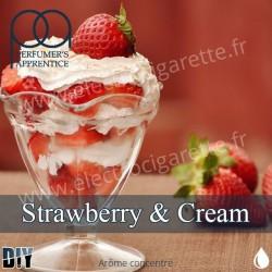 Strawberry & Cream - Arôme Concentré - Perfumer's Apprentice - DiY