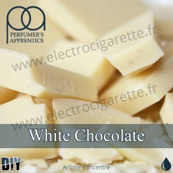 White Chocolate - Arôme Concentré - Perfumer's Apprentice - DiY