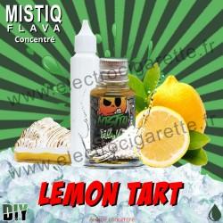 Lemon Tart - Arôme concentré - Mistiq Flava - 30ml - DiY