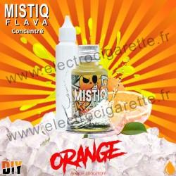 Orange - Arôme concentré - Mistiq Flava - 30ml - DiY
