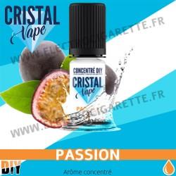Passion - Arôme concentré - Cristal Vapes - 10ml - DiY
