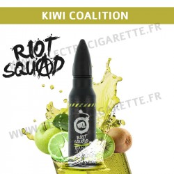 Kiwi Coalition - Riot Squad & Bang Juice - ZHC 50ml