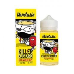 Killer Kustard Strawberry - Vapetasia - ZHC 100 ml