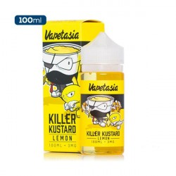 Killer Kustard Lemon - Vapetasia - ZHC 100 ml