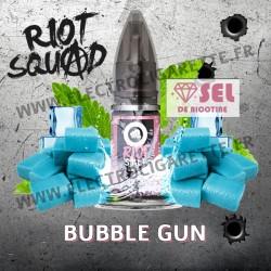 BubbleGun - Riot Squad - S:Alt - 10ml - Sel de nicotine