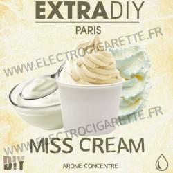 Miss Cream - ExtraDiY - 10 ml - Arôme concentré