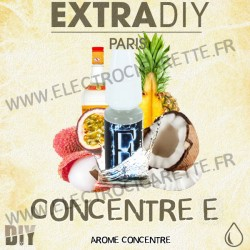 Concentré E - ExtraDiY - 10 ml - Arôme concentré