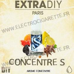 Concentré S - ExtraDiY - 10 ml - Arôme concentré