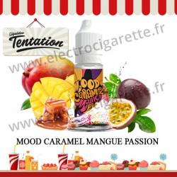 Mood caramel mangue passion - Liquideo - 10 ml