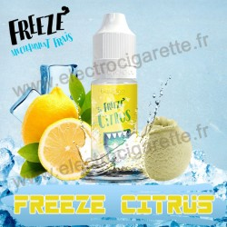 Freeze Citrus - Liquideo - 10 ml