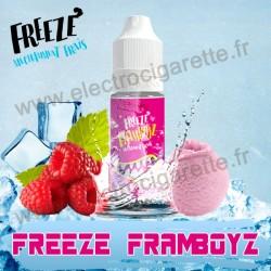 Freeze Framboyz - Liquideo - 10 ml
