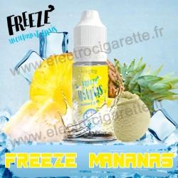 Freeze Mananas - Liquideo - 10 ml