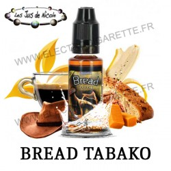 Bread Tabako - Les Jus de Nicole - 20 ml - Arôme concentré