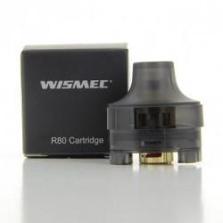 Cartouche 4ml avec résistance WV-M 0.3 Ohm R80 Wismec
