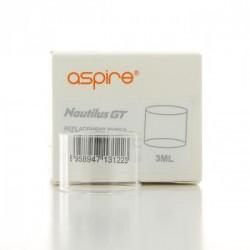 Verre Pyrex Nautilus GT 3ml - Aspire