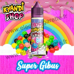 Super Gibus - Kyandi Shop - ZHC 50 ml