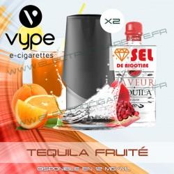 Cartouche EPEN3PRO Pod Vype ePen 3 Pro Tequila Fruité - Vype - Sel de nicotine