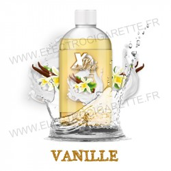 Vanille - Juice Bar Xtra - 1 litre