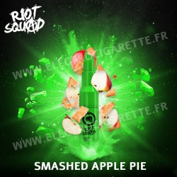 Smashed Apple Pie - Riot Squad - ZHC 50ml