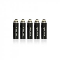 Lot de 5 x résistances eGo AIO ECO BFHN 0.5 ohm.