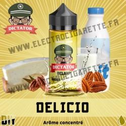 Delicio - Dictator - Savourea - 30 ml - DiY Arôme concentré