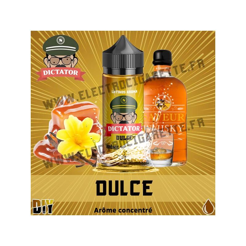 Dulce - Dictator - Savourea - 30 ml - DiY Arôme concentré
