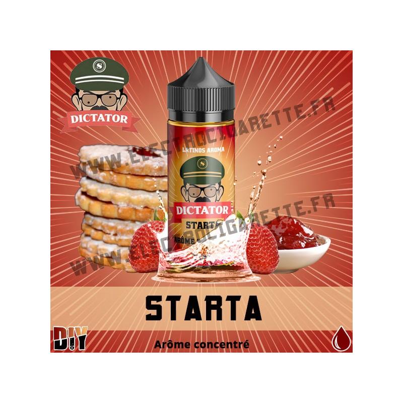 Starta - Dictator - Savourea - 30 ml - DiY Arôme concentré