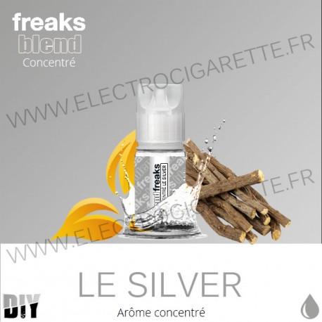 Le Silver - Freaks - 30 ml - Arôme concentré DiY