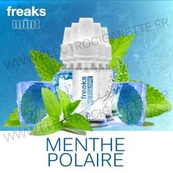 Pack de 5 x Menthe Polaire - Flavor Freaks - 10 ml