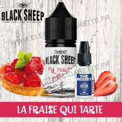 La Fraise qui Tarte - Black Sheep - Green Vapes - 30 ml