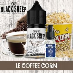 Le Coffee Corn - Black Sheep - Green Vapes - 30 ml
