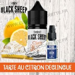 Tarte au Citron Déglinguée - Black Sheep - Green Vapes - 30 ml