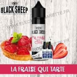 La Fraise qui Tarte - Black Sheep - Green Vapes - 62 ml