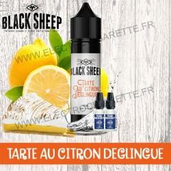 Tarte au Citron Déglinguée - Black Sheep - Green Vapes - 62 ml