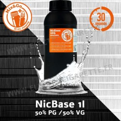 Base - Mix&Go - Chewnovatic - 1 litre - 50% PG / 50% VG